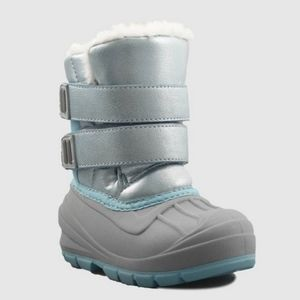NWT (9) T Girls Insulated Winter Snow Boots